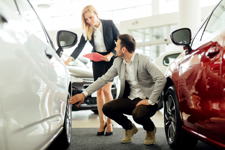 Leases are a great option for buyers who like to upgrade their vehicle often