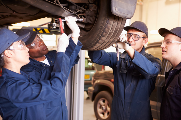 mechanic certification program
