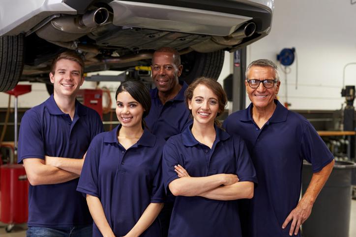 mechanic school in Vancouver
