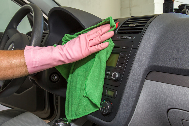 Using A Steam Cleaner After Auto Detailing Training