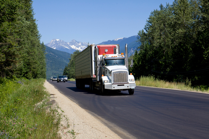 Become a Dispatcher and See How BC Trucks Cover Billions of Kilometres