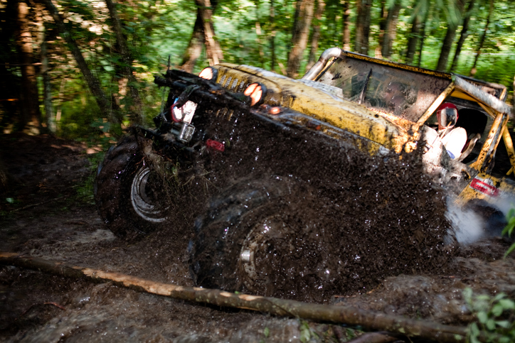Headlights on off-roaders are especially vital, and so is cleaning them