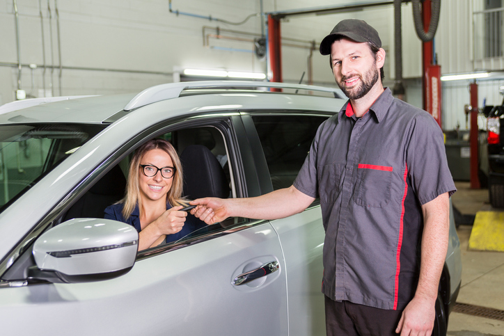 A Career in Auto Body Repair Will Show You That Loaner Cars Act as a Big Plus for Customers