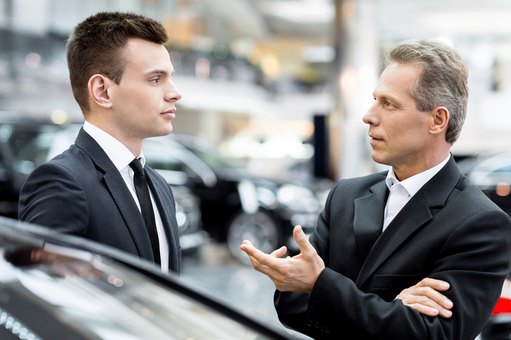 automotive sales careers