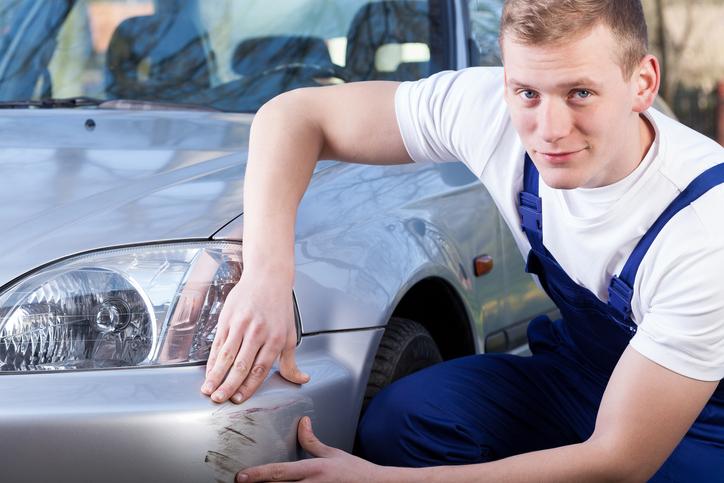 career in auto body repair