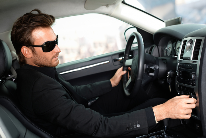 Sell buyers on the comfort of a car to encourage them to indulge in a luxury experience
