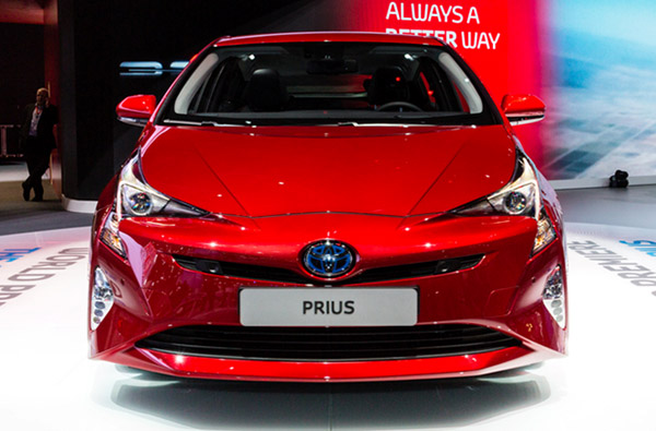 The Toyota Prius redefined sustainable driving