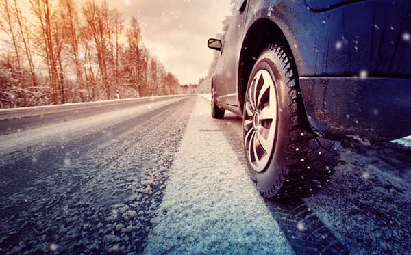 Engine braking can be particularly useful in slippery driving conditions