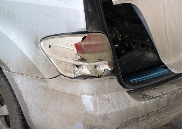 Damaged trunks could open suddenly and block a driver's rear view
