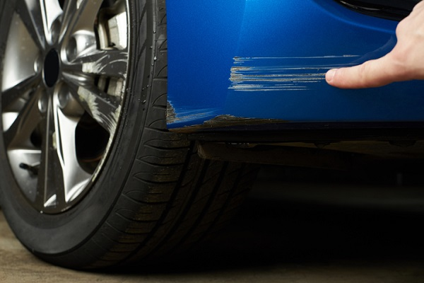 Scratches and dents are easy to spot, but what about the damages you don't see?