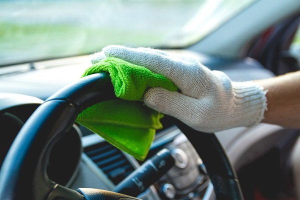Image result for steering wheel cleaning