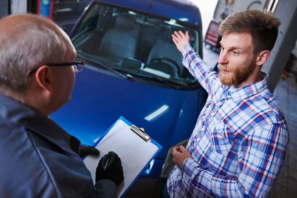 Clients often want peace of mind when dealing with costly repairs