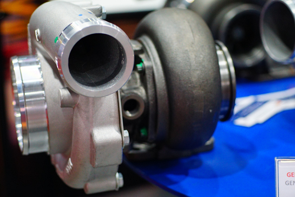 Turbochargers can help boost fuel efficiency