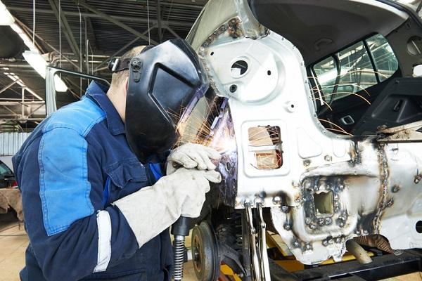 auto body repair courses