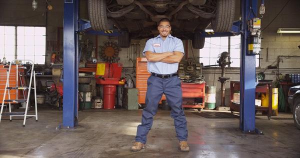 car repair career