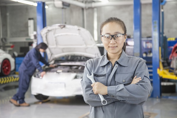 Automotive training can maximize a natural aptitude and turn it into a rewarding career