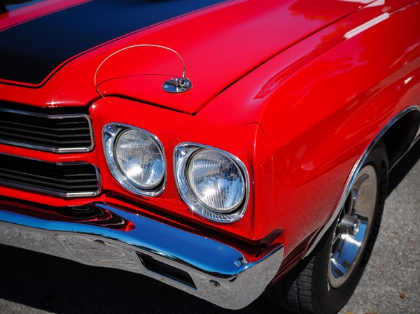 Muscle cars were the answer to America's need for speed