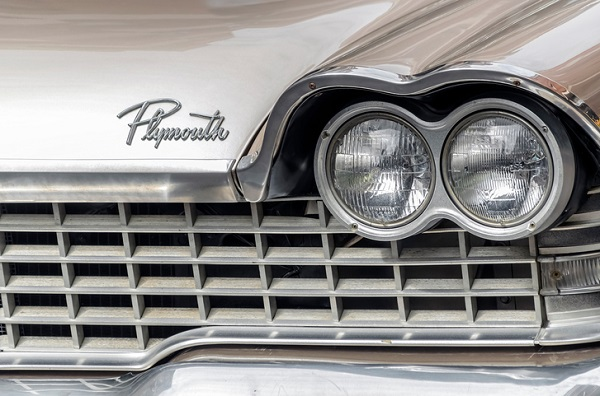 All Plymouth Fury models were actually painted beige