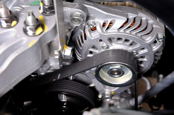 Predictive maintenance could notify you about the right moment for a timing belt replacement