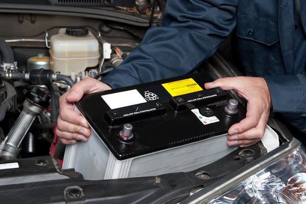 A healthy battery is needed to keep the vehicle moving