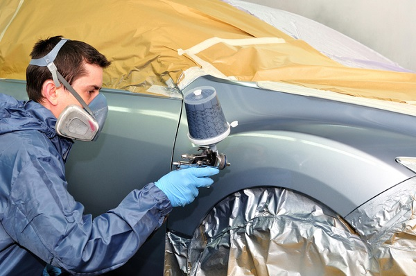 auto refinishing prep technician
