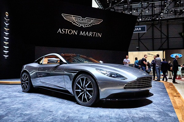 The DB 11 is the company's first all-new model in a decade