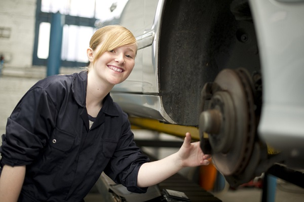 ATC trains students with the practical knowledge they need to start their automotive careers