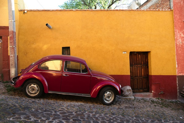 The first-generation Beetle continued to be manufactured and sold in Mexico until 2003