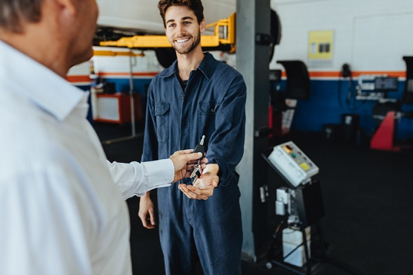 auto mechanic training program