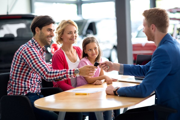 Successful auto sales professionals know how to find the right car for each family they meet