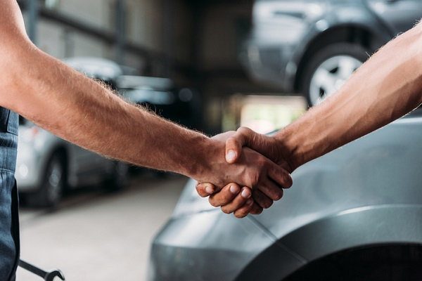 Auto body school can help you land your first auto body technician job