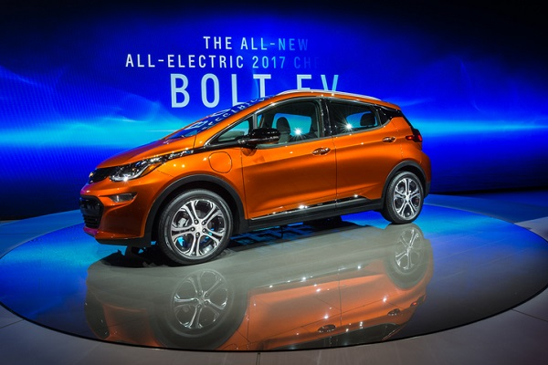 GM's previous forays into the EV market have included the Chevrolet Bolt