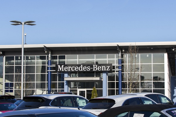Canadians will have to wait until 2020 before they see the EQC at Mercedes-Benz dealerships
