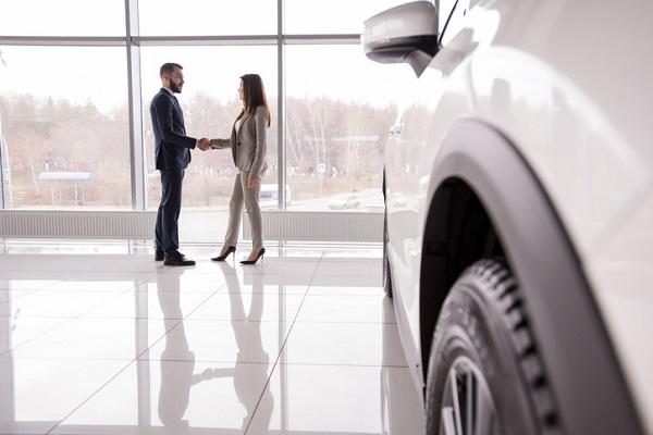 car sales in Toronto