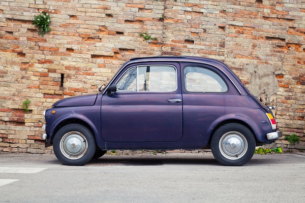 The Fiat 500 was popular in its initial run due to its size, price, and reliability