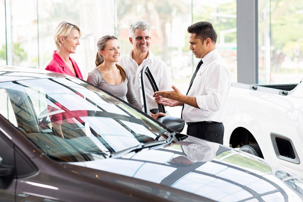 A car's reliability is an important selling point for automotive sales professionals