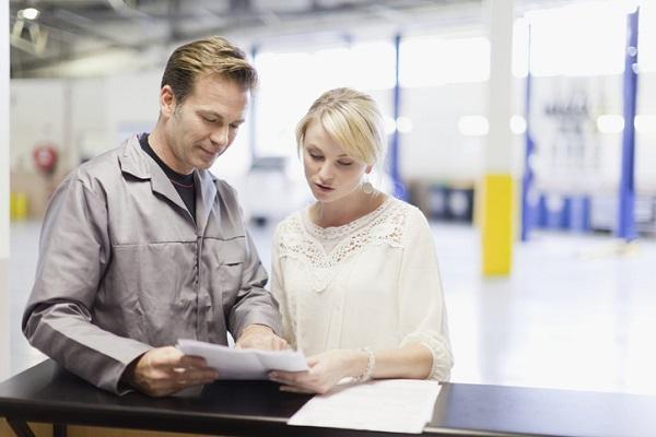 automotive service advisor career