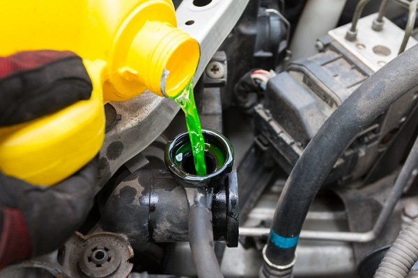 The average water pump processes 1.7 million litres of coolant for every 100,000 km