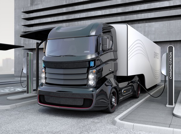 Hybrid and electric semi-trucks are a great way to turn your fleet green