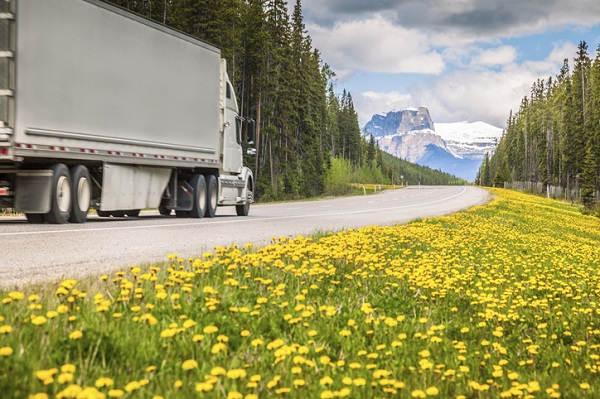 The changes apply to trucking companies that cross provincial and international borders