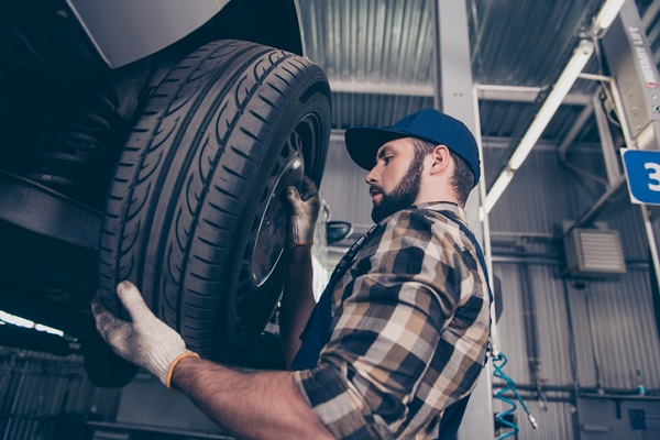 You may help people with flat spots on their tires in your career