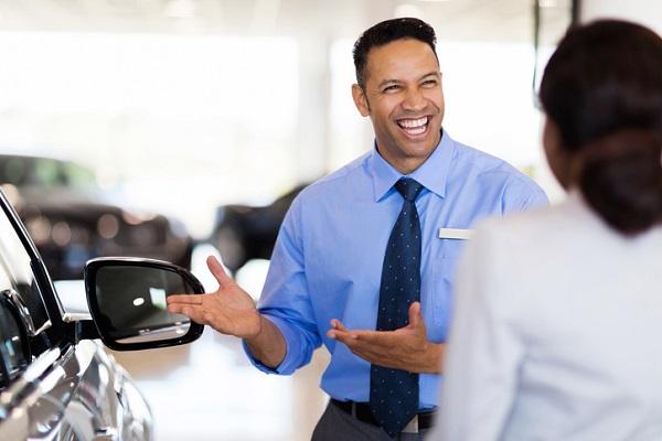 automotive sales college