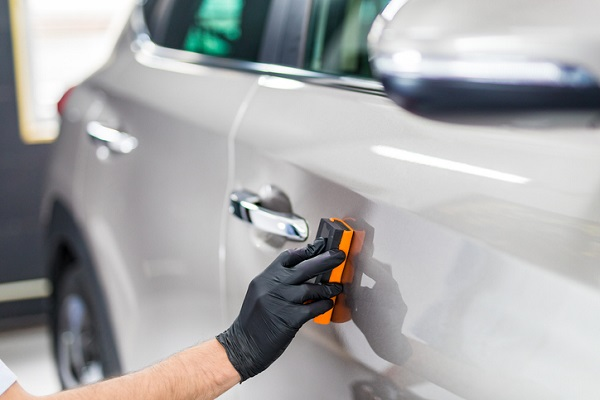Waxing can save clients from an extra trip to the car wash