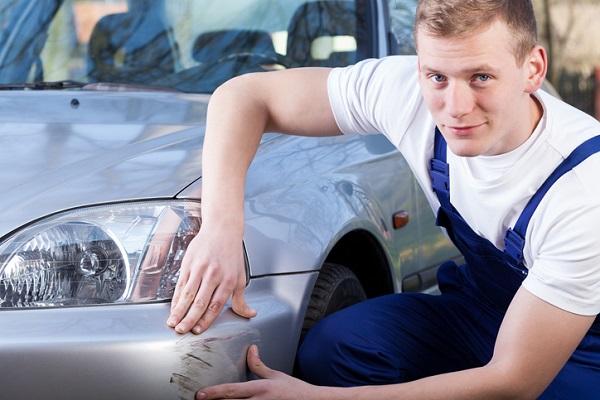 auto body repair career information