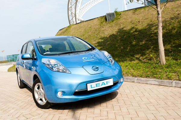 The Nissan Leaf offers a compact, all-electric option