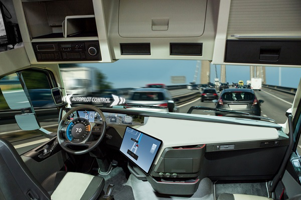 The Future Truck 2025 could revolutionize how the trucking industry works in the future