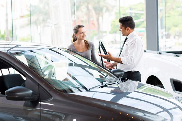 In automotive sales, be aware of both verbal and nonverbal communication with your customer