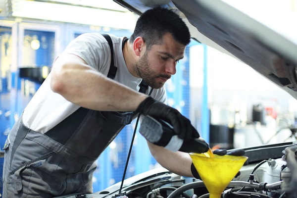 Oil changes keep engines up and running, preventing breakdowns and maintaining fuel economy