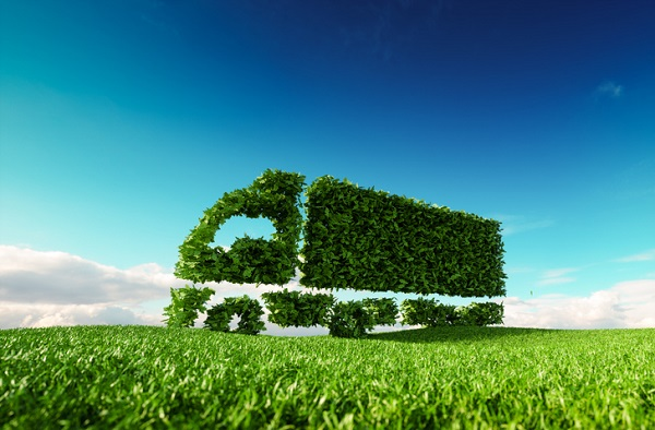 Natural gas trucks can reduce carbon dioxide emissions by up to 30 per cent