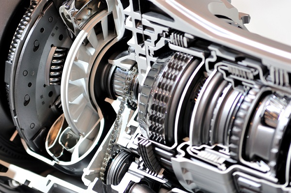 Car transmissions are difficult to repair because of how many tiny parts are involved